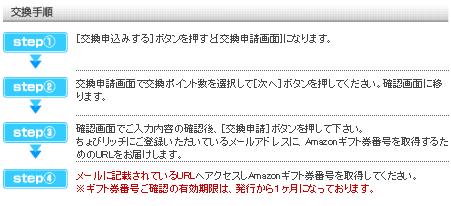 【至急】Amazonギフト券値引きキャンペーン・ちょびリッチ