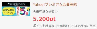 最新:Yahooポイントキャンペーンの注意事項