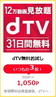 dTVをお得に申し込む方法・ライフメディア経由